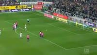 Video from the match B. Monchengladbach vs Hamburger