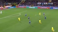 Miguel Layun scores in the match Club Brugge vs FC Porto
