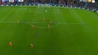 Neymar da Silva Santos Junior misses penalty in the match Barcelona vs Manchester City