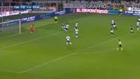 Marco Benassi scores in the match Torino vs Fiorentina