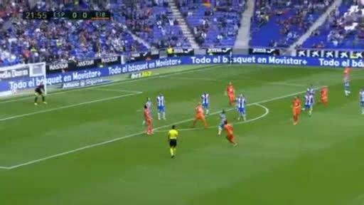 Espanyol Eibar goals and highlights