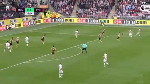 Hull Stoke goals and highlights