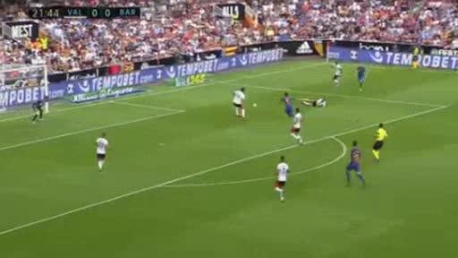 Valencia Barcelona goals and highlights