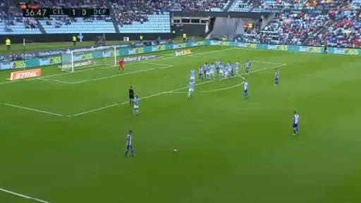Celta Vigo Deportivo La Coruna goals and highlights