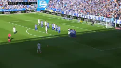 Alaves Real Madrid goals and highlights