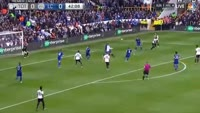 Video from the match Tottenham vs Leicester