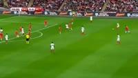 Daniel Sturridge scores in the match England vs Malta