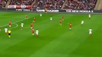 Dele Alli scores in the match England vs Malta