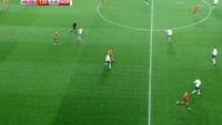 Jaromir Zmrhal scores in the match Czech Republic vs Norway
