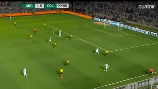 Argentina Colombia goals and highlights