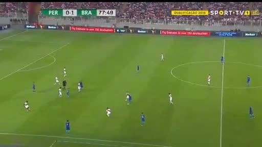 Peru Brazil goals and highlights
