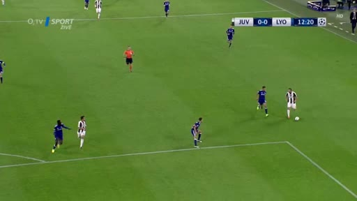 Juventus Lyon goals and highlights