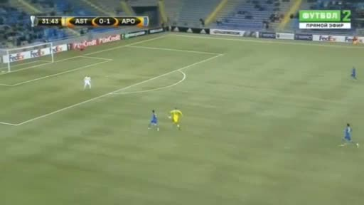 FC Astana APOEL goals and highlights