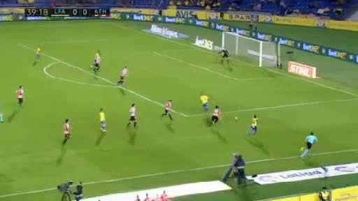 Las Palmas Ath. Bilbao goals and highlights