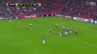 Wilfred Ndidi scores in the match Ath Bilbao vs Genk