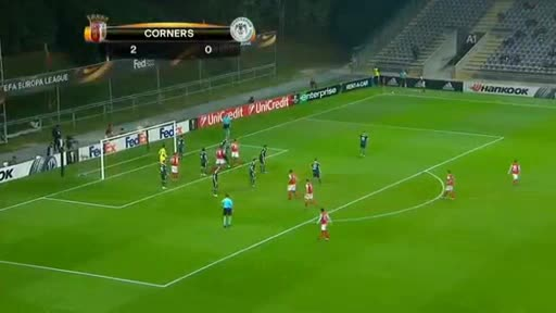 Braga Konyaspor goals and highlights