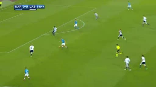 Napoli Lazio goals and highlights