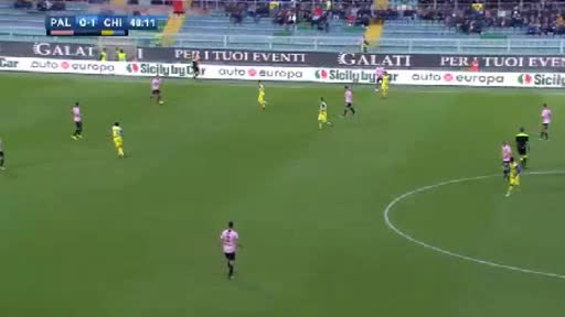 Palermo Chievo goals and highlights
