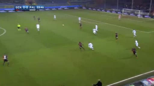 Genoa Palermo goals and highlights