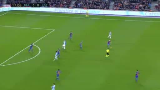 Barcelona Espanyol goals and highlights