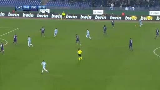 Lazio Fiorentina goals and highlights