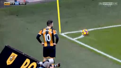 Hull Everton goals and highlights