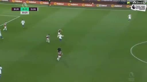 Burnley Sunderland goals and highlights