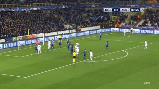 Club Brugge FC Copenhagen goals and highlights