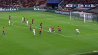 Dele Alli scores in the match Tottenham vs CSKA Moscow