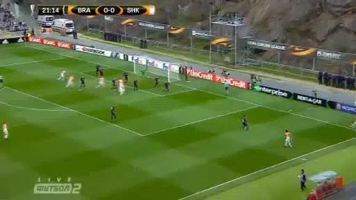 Braga Shakhtar Donetsk goals and highlights