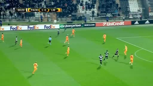 PAOK Liberec goals and highlights