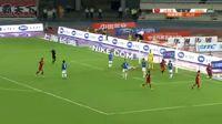Givanildo Vieira de Souza scores in the match Shanghai SIPG vs Henan Jianye