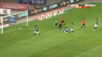 Dario Vidosic scores in the match Liaoning vs Shijiazhuang Ever Bright