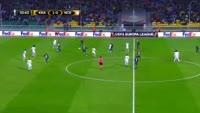 Joao Natailton Ramos Dos Santos scores in the match Krasnodar vs Nice