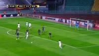 Mario Balotelli scores in the match Krasnodar vs Nice