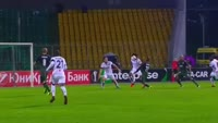 Video from the match Krasnodar vs Nice