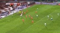 Jeff Hendrick scores in the match Serbia vs Ireland