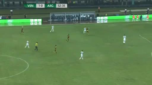 Venezuela Argentina goals and highlights