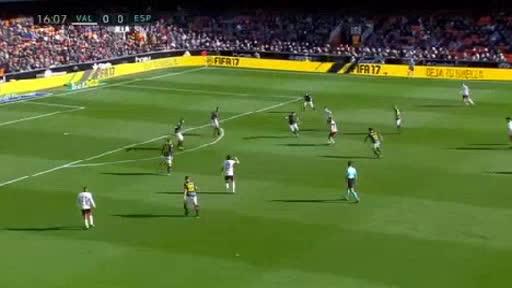 Valencia Espanyol goals and highlights
