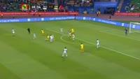 Kudakwashe Mahachi scores in the match Algeria vs Zimbabwe