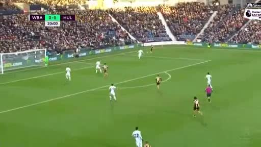 West Brom Hull goals and highlights