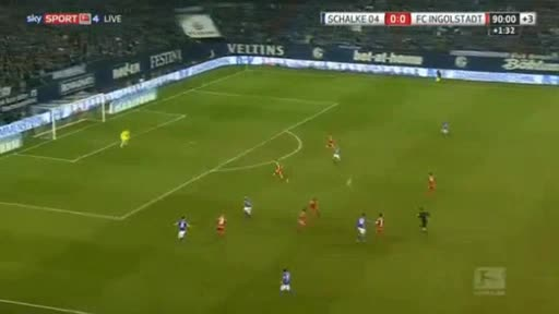 Schalke Ingolstadt goals and highlights