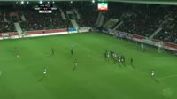 Raul Michel Melo da Silva scores in the match Maritimo vs Sporting Lisbon