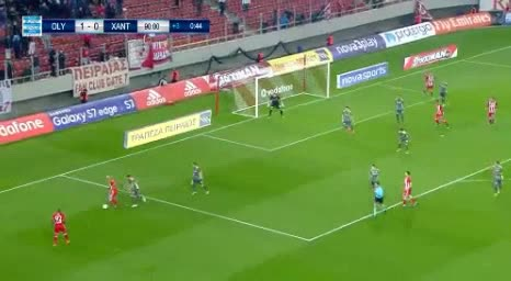 Olympiakos Skoda Xanthi goals and highlights