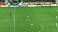 Gelson Martins scores in the match Maritimo vs Sporting Lisbon