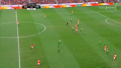 Benfica Tondela goals and highlights