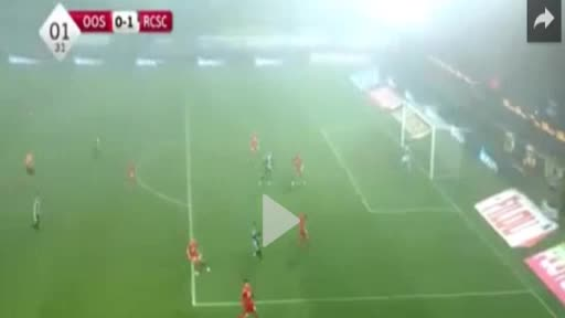 Oostende Charleroi goals and highlights
