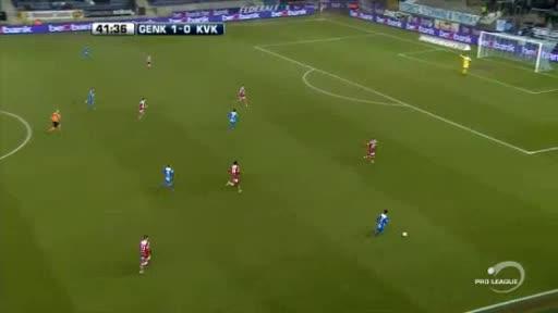 Genk Kortrijk goals and highlights