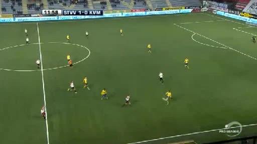 St. Truiden Mechelen goals and highlights