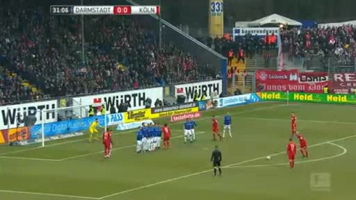 Darmstadt 98 Köln goals and highlights